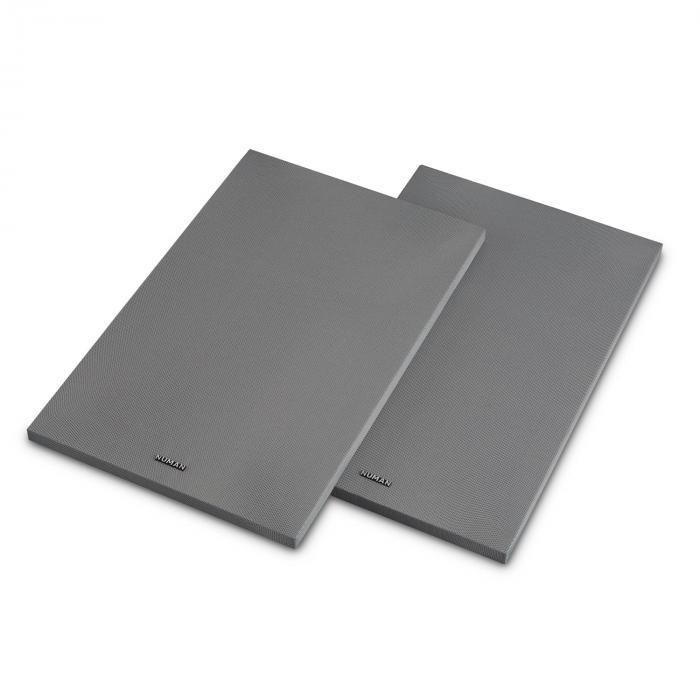 Numan Reference 802 Cover Para osłon kolumny regałowej srebrny