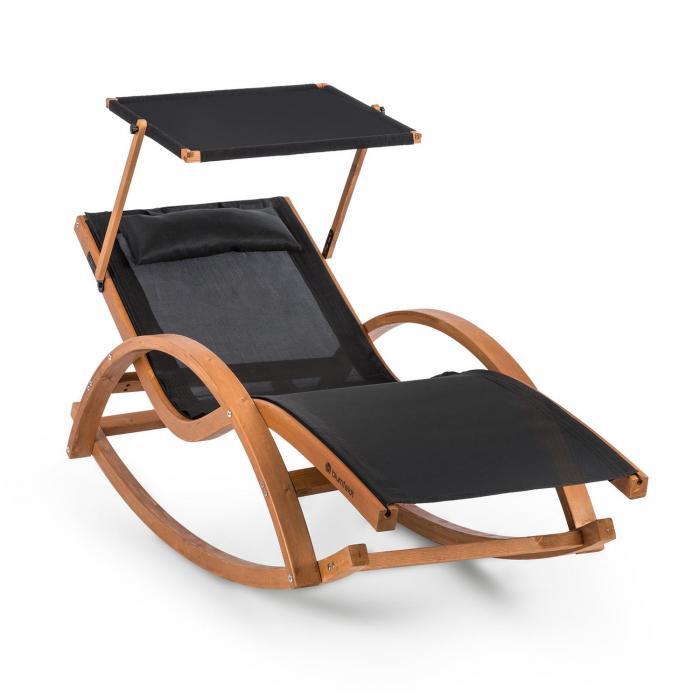 malibu schwingliege mit dach comfortmesh 150kg max wetterfest schwarz schwarz online kaufen. Black Bedroom Furniture Sets. Home Design Ideas