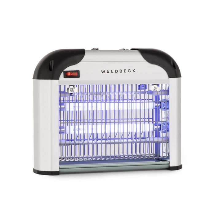 Waldbeck Mosquito Ex 3000 lampa owadobójcza 16 W światlo UV zasięg 40 m²