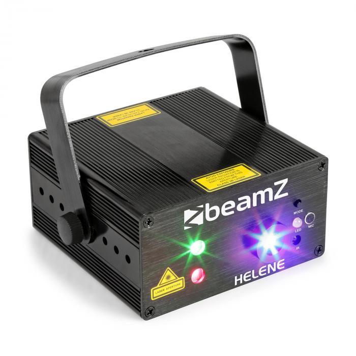 Helene Laser Duplo RG Multipoint IRC 3W azul LED