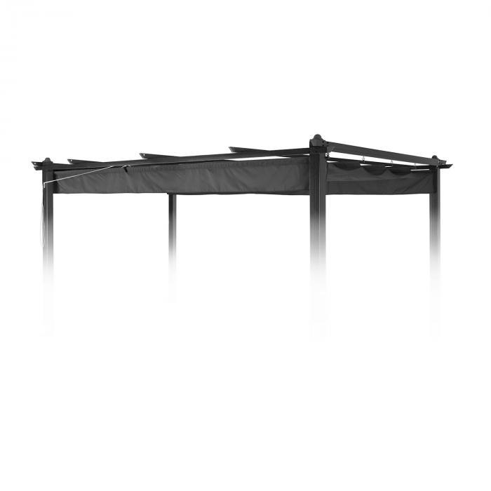 Pantheon Roof Tettuccio di ricambio 3x4m   accessori   180 g/m² poliestere   grigio