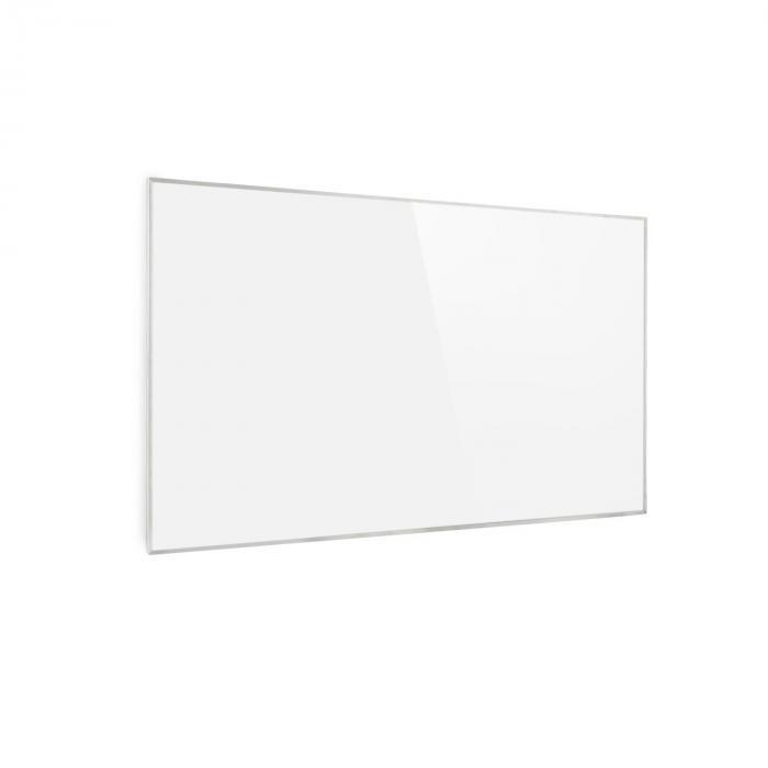 Klarstein Wonderwall 45 Promiennik podczerwieni 50 x 90 cm 450 W timer tygodniowy IP24 kolor biały