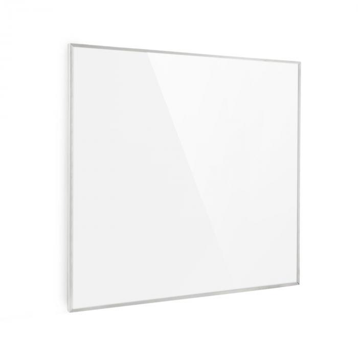 Klarstein Wonderwall 36 Promiennik podczerwieni 60 x 60 cm 360 W timer tygodniowy IP24 kolor biały