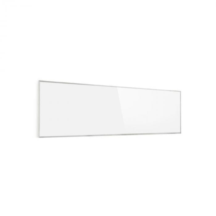 Klarstein Wonderwall 30 Promiennik podczerwieni 30 x 100 cm 300 W timer tygodniowy IP24 kolor biały