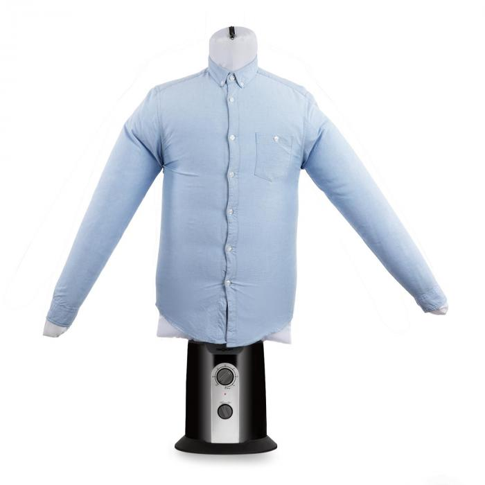 OneConcept ShirtButler Automatyczna suszarka do koszul, 850 W, 2 w 1, do 65°C