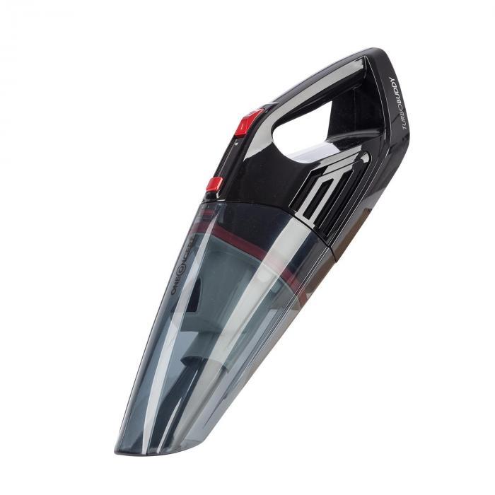 OneConcept Turbo Buddy Ręczny odkurzacz akumulatorowy stacja ładowania 2200 mAh 14,8 V kolor czarny