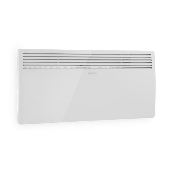 Hot Spot Slimcurve värmeelement 80x40cm 40m² 2000W 5-40°C LED IP24 vit