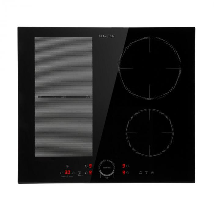Delicatessa 60 Hybrid Built-in Hob Induction 4 Zones 7000W