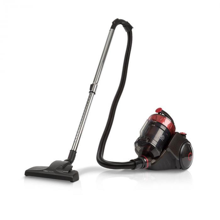 Clean Master Cyclonic Vacuum Cleaner 700W HEPA13 MultiCyclonic Red