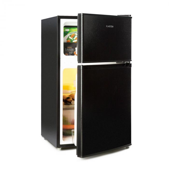 Big Daddy Cool Combo Frigo e Freezer 61/26 Litri 42dB A+ nero