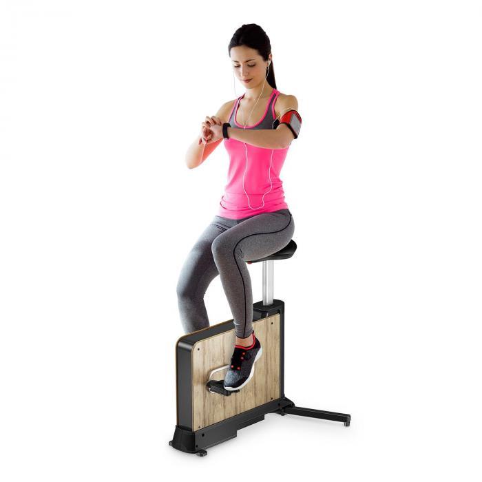 Roomik Move Cardio-Bike Birke 8kg Schwungmasse 8 Widerstandsstufen