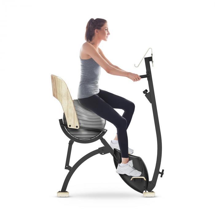 klarfit roomik cycle v lo d 39 appartement volant d 39 inertie. Black Bedroom Furniture Sets. Home Design Ideas