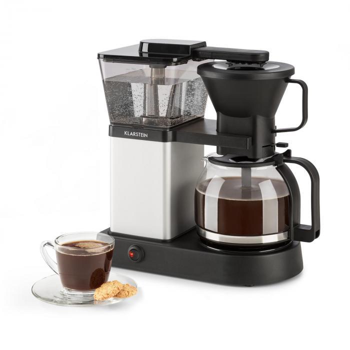 Klarstein GrandeGusto ekspres do kawy 1690W1,3l pre-infusion 96°C czarny/metalik
