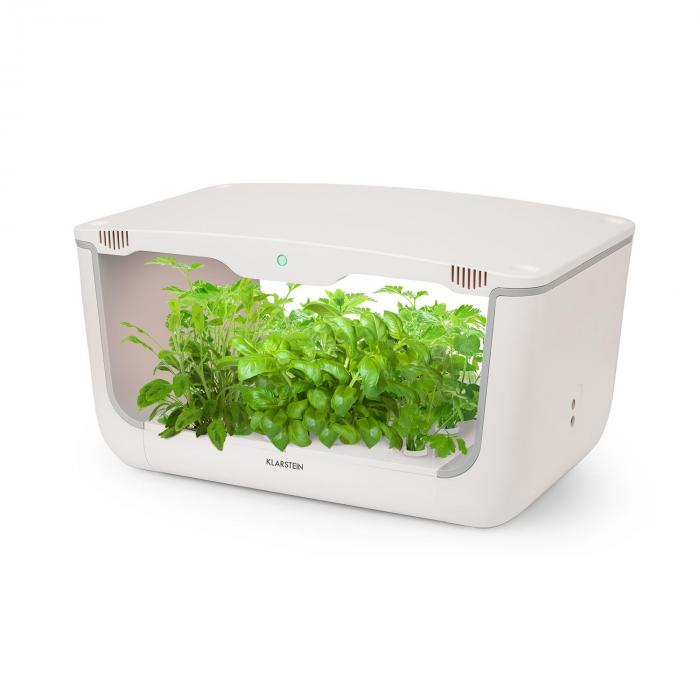 GrowIt Farm Smart Indoor Garden 28 Plants 48W LED 8 Litres
