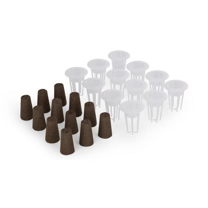 Urban Bamboo Refresh Set 24 Accessoires Pour Jardin Interieur