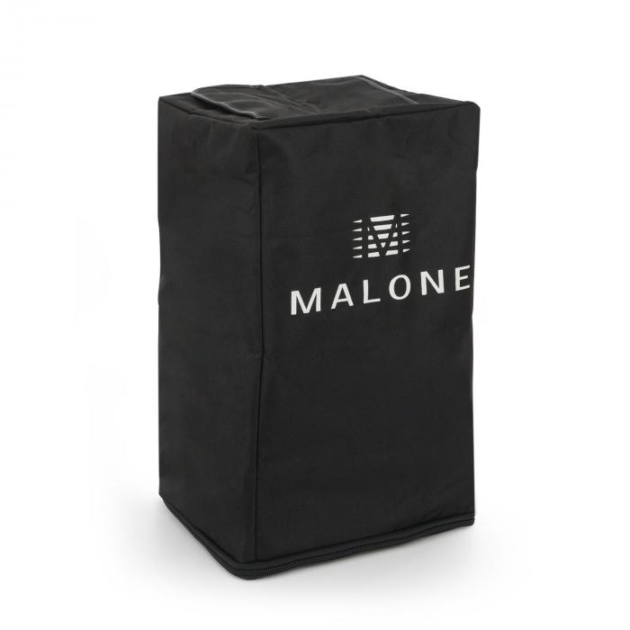 "Malone PA Cover Bag 8 pokrowiec na 8"" głośniki PA nylon czarny"