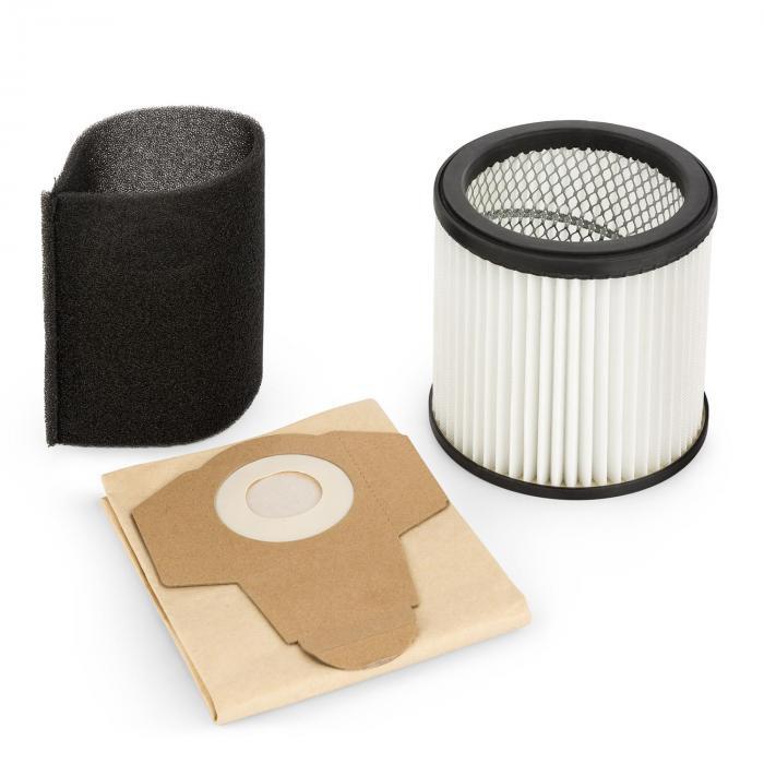 Waldbeck Lakeside Power Zestaw filtrów worek filtracyjny filtr silnikowy filtr gąbkowy HEPA