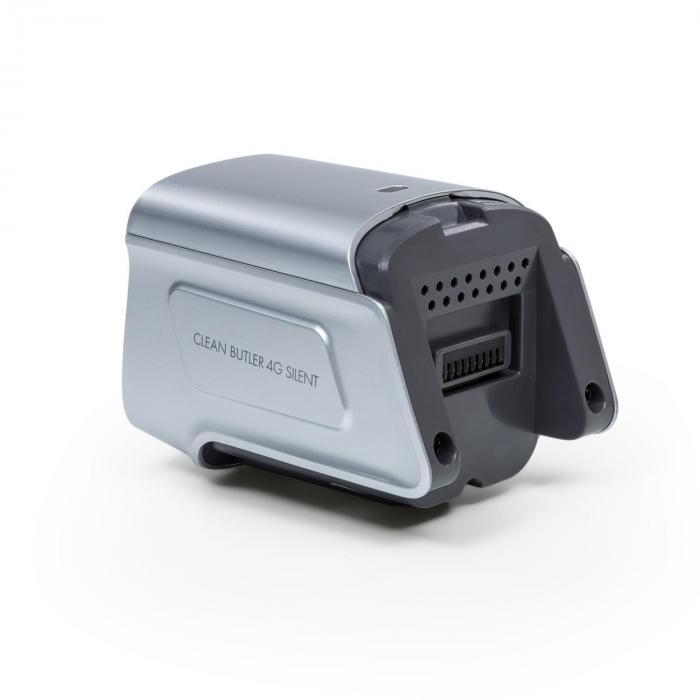 Klarstein Clean Butler 4G Silent, odkurzacz na baterie, 22,2 V/2.200 mAh, srebrny