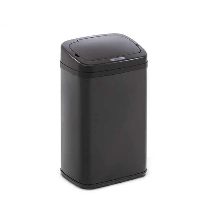 Klarstein Cleansmann, kosz na śmieci, czujnik, 30 litrów, na worki na śmieci, ABS, czarny