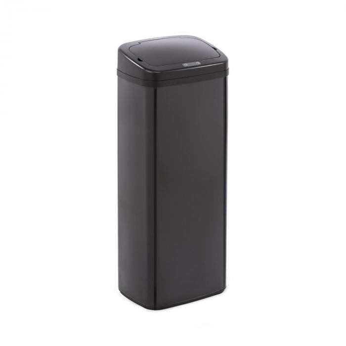 Klarstein Cleansmann, kosz na śmieci, czujnik, 50 litrów, na worki na śmieci, ABS, czarny