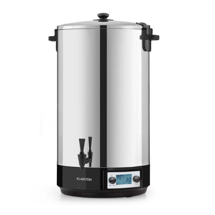 KonfiStar 60 Digital Stérilisateur & distributeur de boissons 60 litre