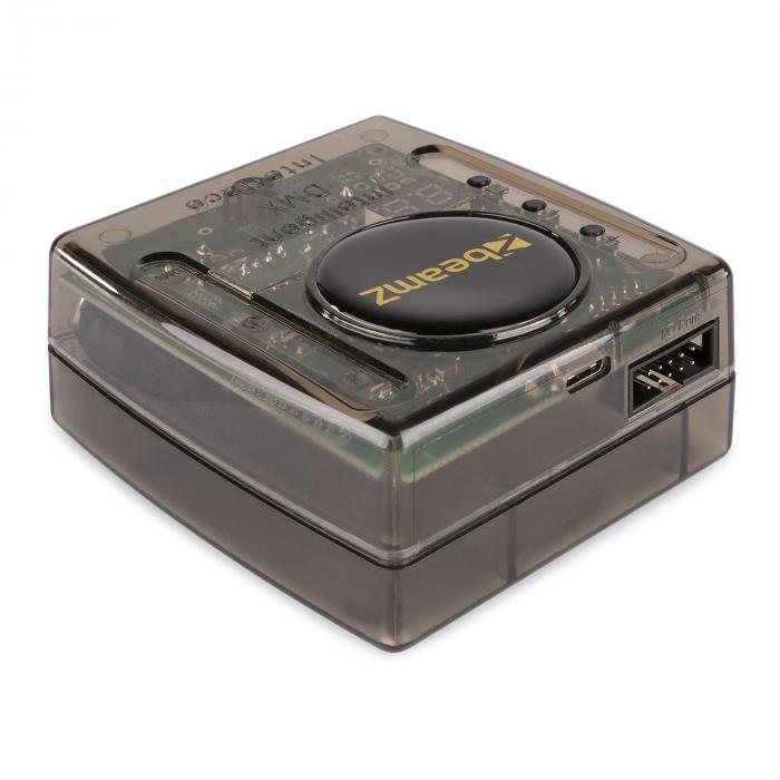 Beamz Interfejs USB DMX z Wi-Fi do komputera/ laptopa/ tabletu, 128 kanałów DMX