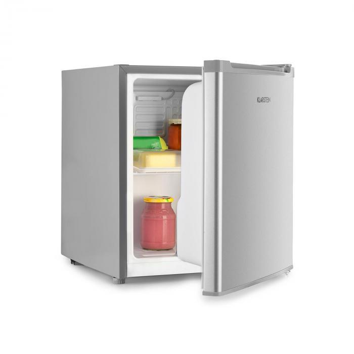 Klarstein Scooby, mini lodówka, klasa energetyczna A++, 40 l, 41 dB, biała