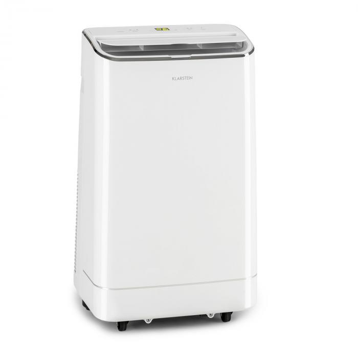 Klarstein Iceblock, klimatyzator 3 w 1, 12 000 BTU/3,5 kW, 400 m3/h maks., biały