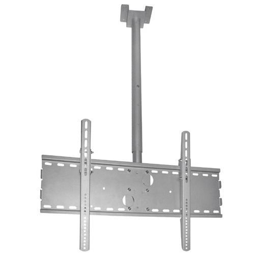 LCD-TV-Plafondbevestiging Set 76-160cm tot 75kg in hoogte verstelbaar