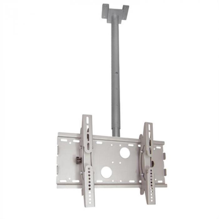 LCD-TV-kattokiinnityssarja 58-94 cm 75 kilogrammaan asti korkeussäädettävä