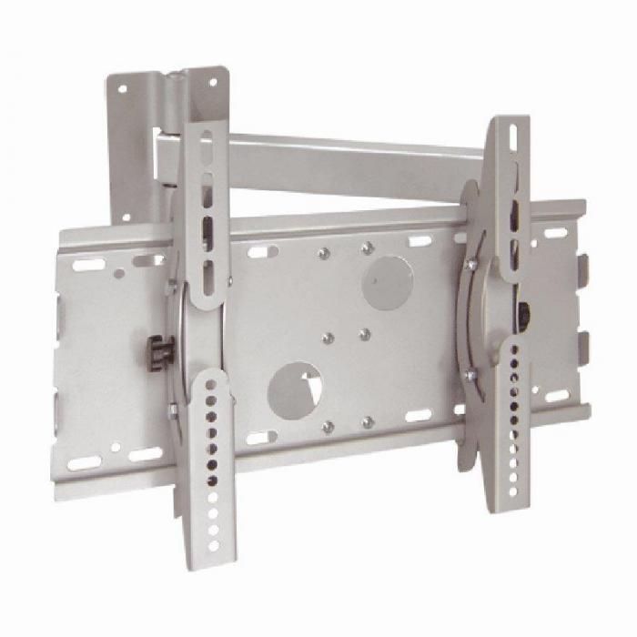 """Wandhalter-Set TV 58-94cm (23-37"""") bis 75kg schwenkbar kippbar"""
