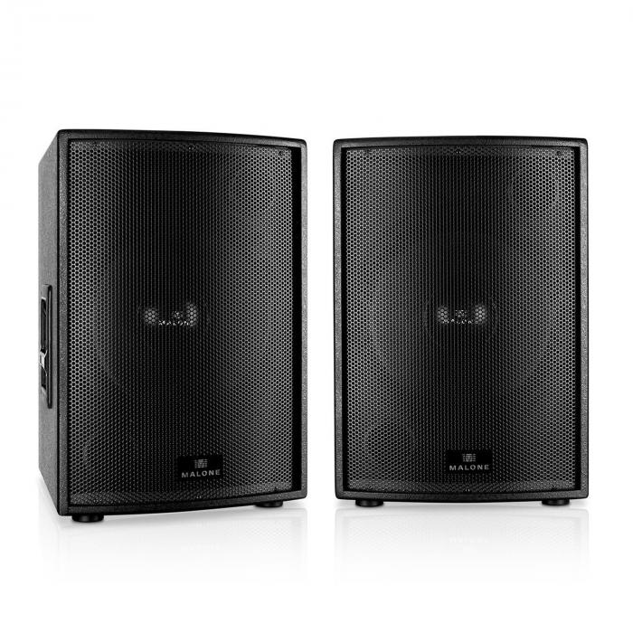 "Pair of Malone 15"" Passive PA Subwoofers 4000W"