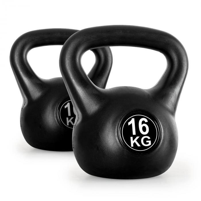 Kettlebell Kahvakuulat 2 x 16 kg
