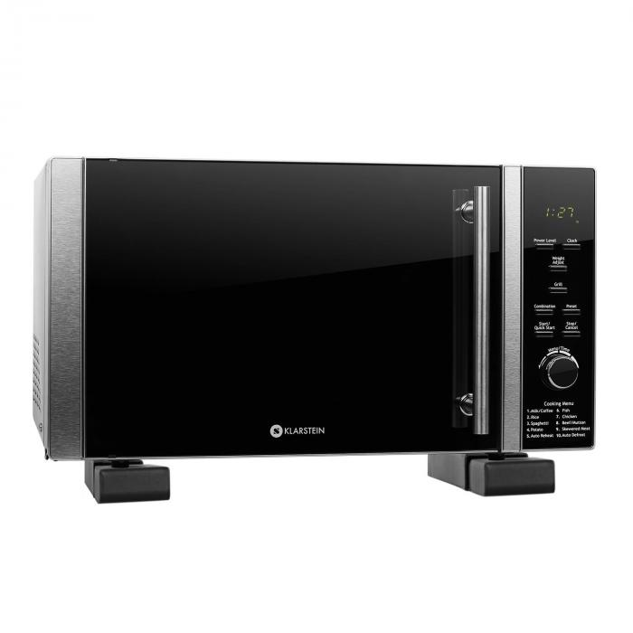 Microwave Set Luminance Prime 1 x 900W Microwave 1 x Holder