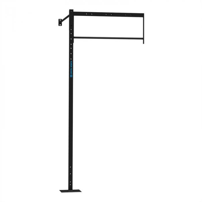 Dominate W 114.150 Wall Mount Cross-Training Rack Attachment 1 x Pull-Up Station 1 x Squat Station