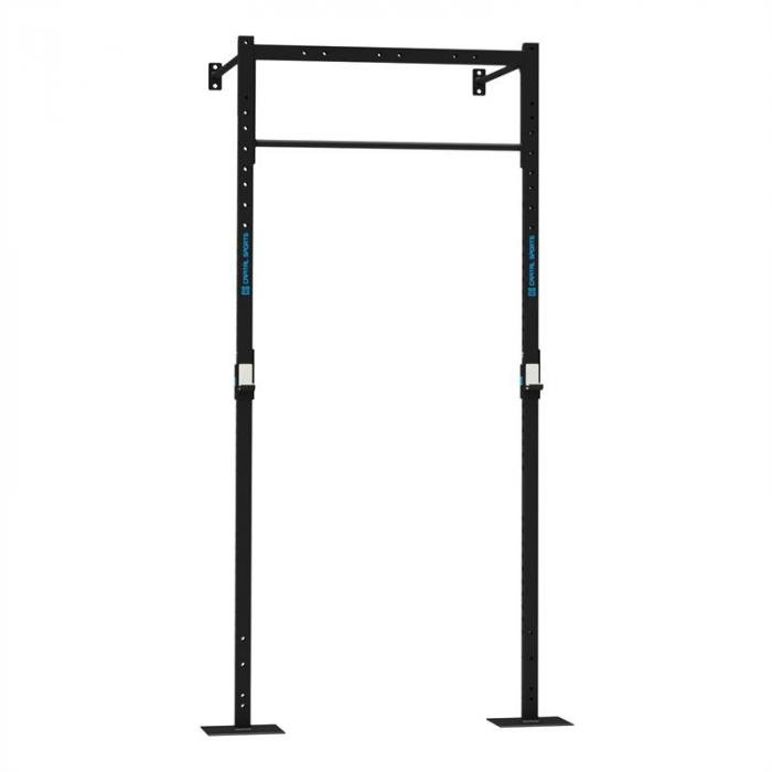 Dominate W Base 120.110 Wall Mount Rack 1 x Pull-Up Station 1 x Squat