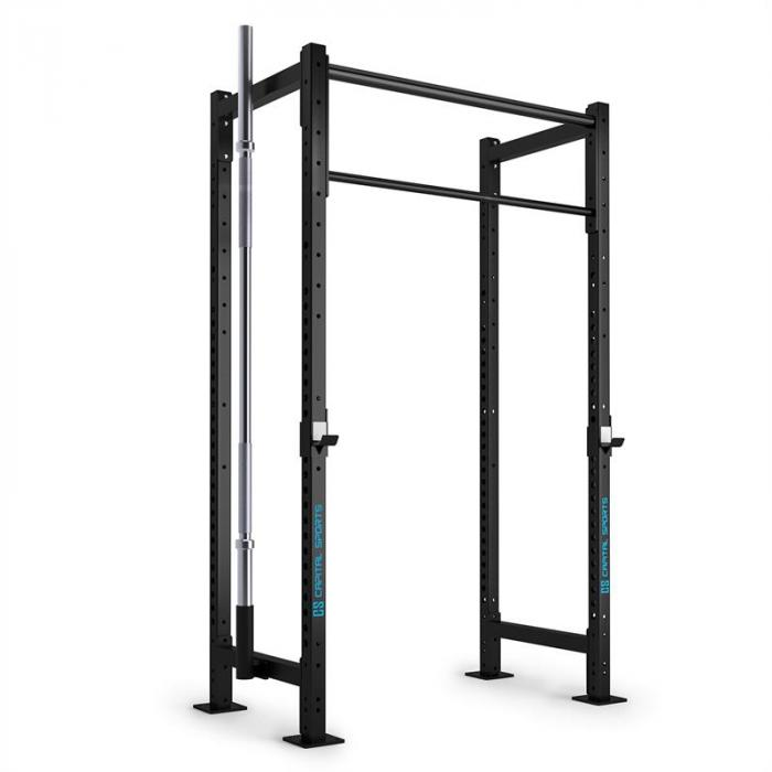 Dominate Edition Set 1 Rack Set Completo Acciaio Nero