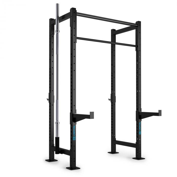 Dominate Edition Set 2 Rack Set Completo Acciaio Nero