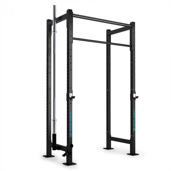 Dominate Edition Conjunto 3 Rack Completo Estrutura Aço Preto