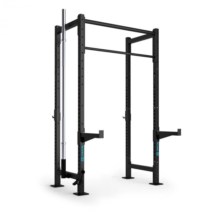 Dominate Edition Set 4 Rack Set Completo Acciaio Nero