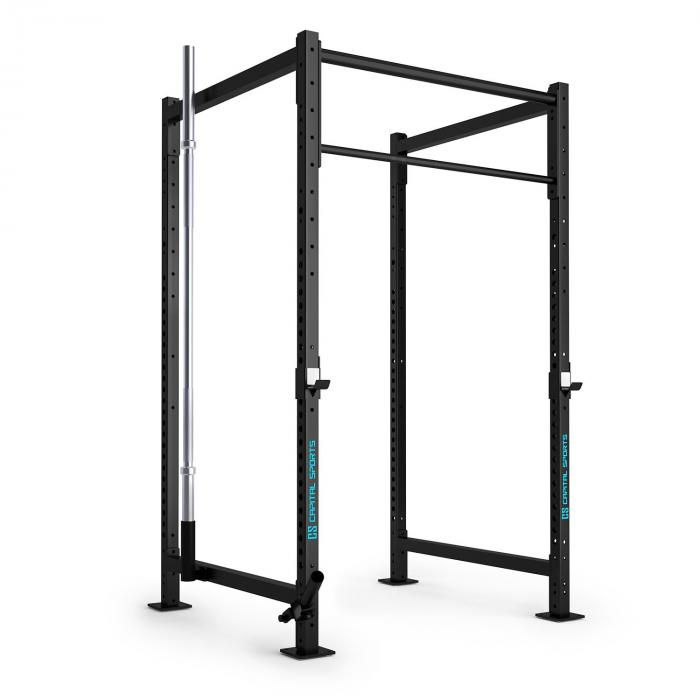 Dominate Edition Set 7 Rack Set Completo Acciaio Nero