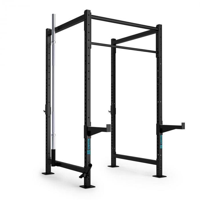 Dominate Edition Set 8 Rack Set Completo Acciaio Nero