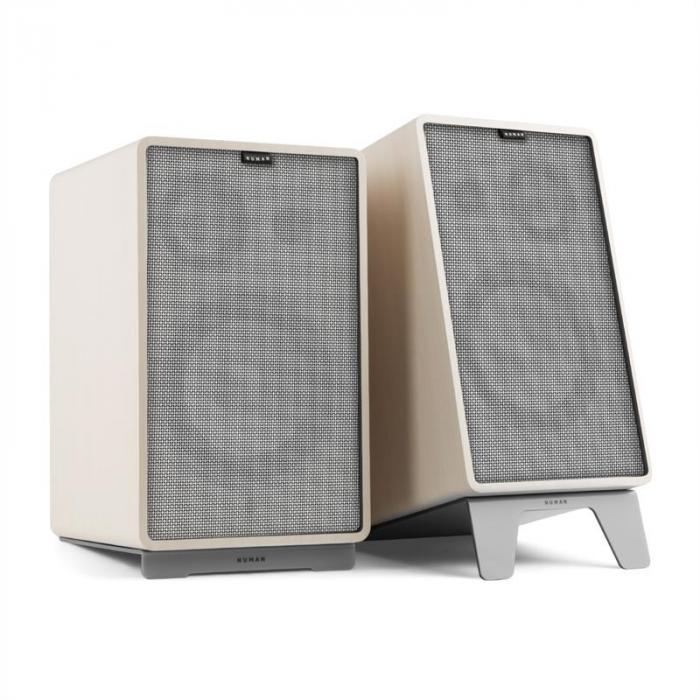 Retrospective 1978 Active – Sistema Attivo Altoparlanti Bluetooth bianco