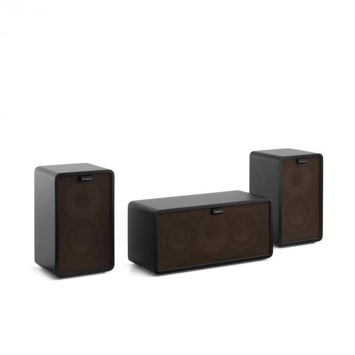 Retrospective 1979-S 3.0 Set-Espansione nero incl. Cover nero-marrone