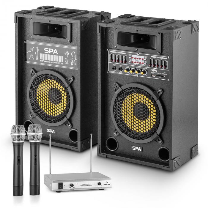 "PA Party Set ""Yellow Star 8"" 