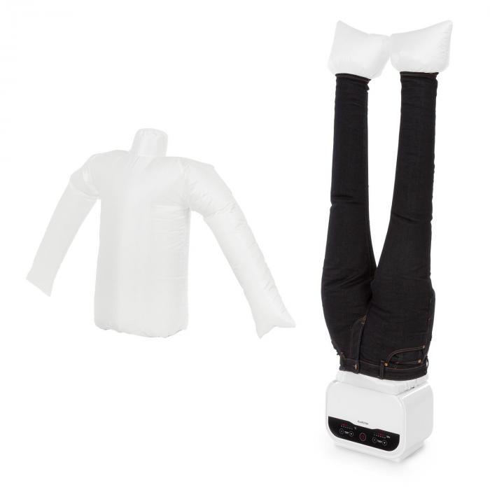 ShirtButler Pro automaattinen kuivausjärjestelmä paita & housut 1200 W ajastin