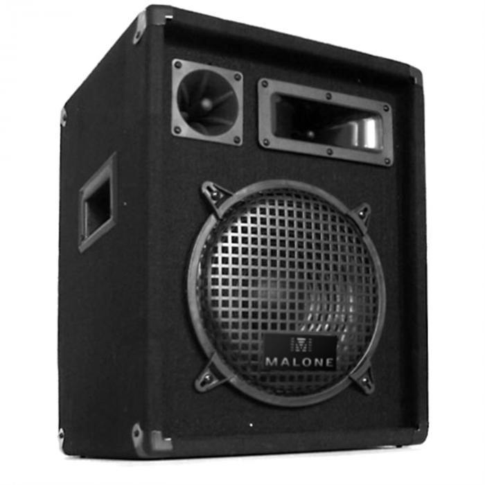 DJ- PA-setti Rack Star-sarja Jupiter Shock 800W räkki