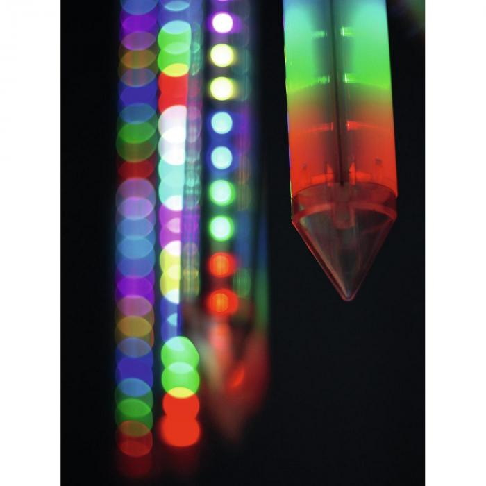 LED Pixel Tube LED-Lichteffekt 360°