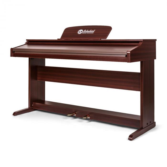 Subi88P2 88-Tasten E-Piano braun