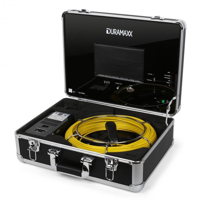 Inspex 2000 Professional tutkimuskamera 20 m kaapeli